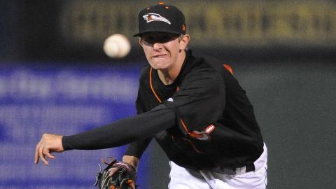 Josh Hader (pictured) and the Shorebirds are back in town from April 18-21