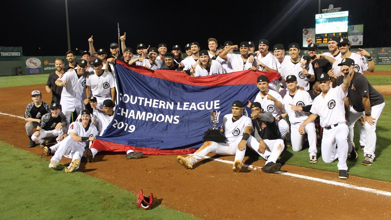 BACK TO BACK: Generals rally past Biloxi, 6-2, for second straight title