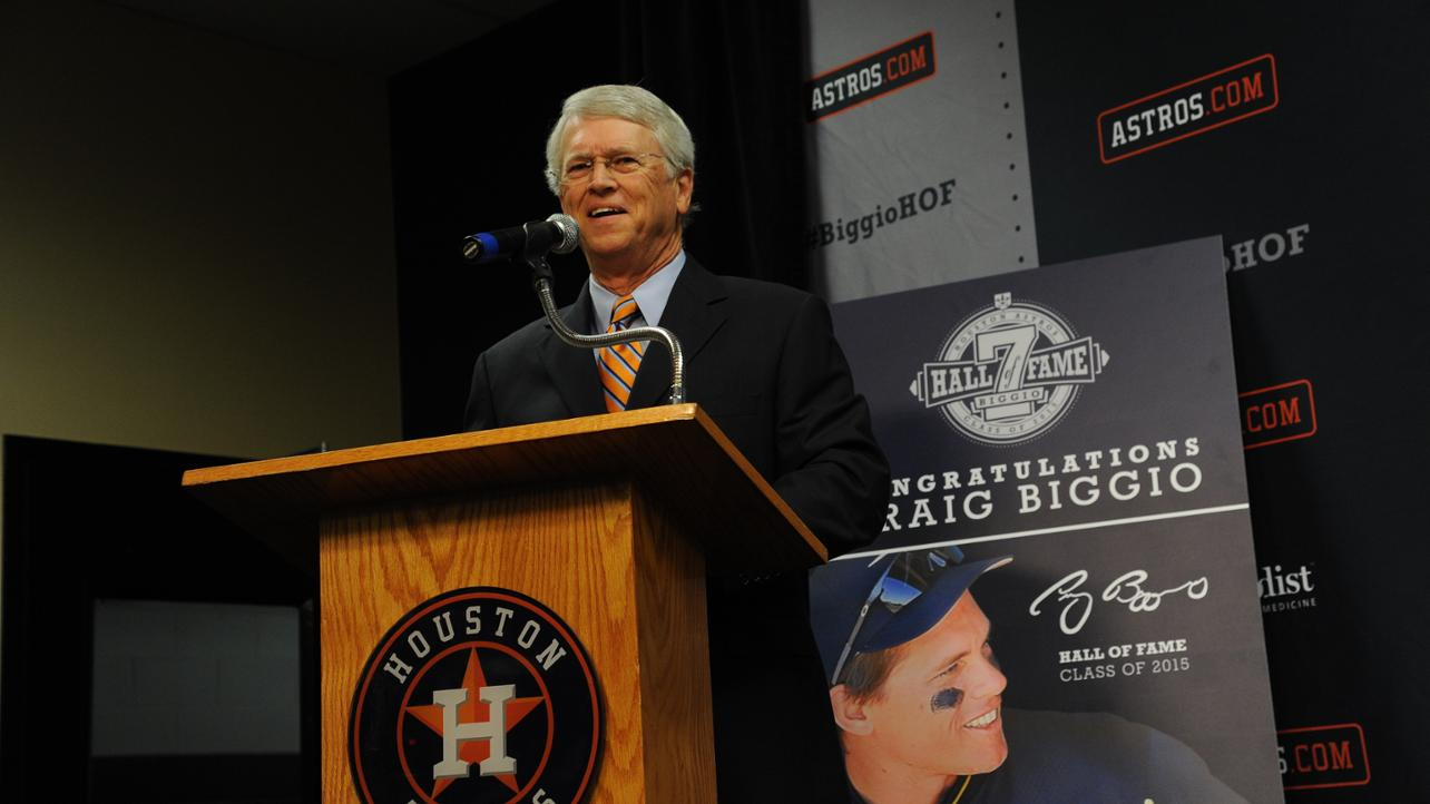 Former Astros Broadcaster Bill Brown to Speak at Winter Banquet