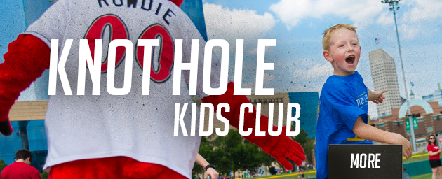 Knot Hole Kids Club