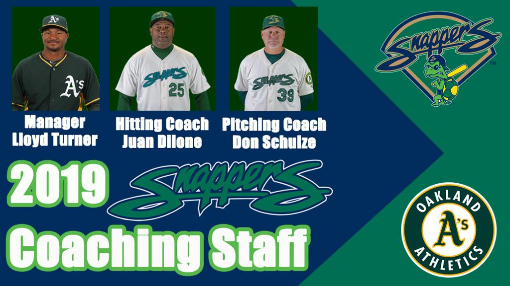 Snappers Announce 2019 Field Staff