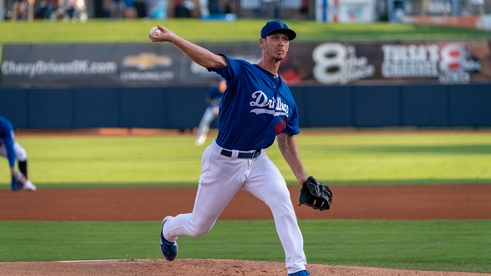 Drillers Beat Cards To Complete Big Homestand Tulsa