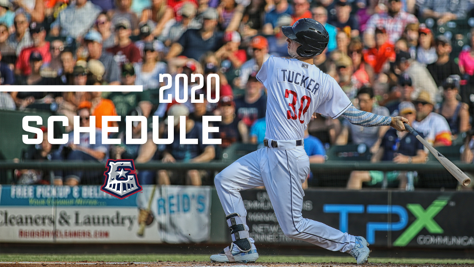 Round Rock Express Announce Full 2020 Schedule | Round Rock