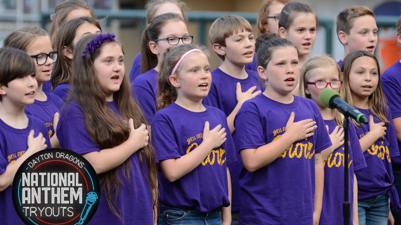 Registration Open for National Anthem Tryouts