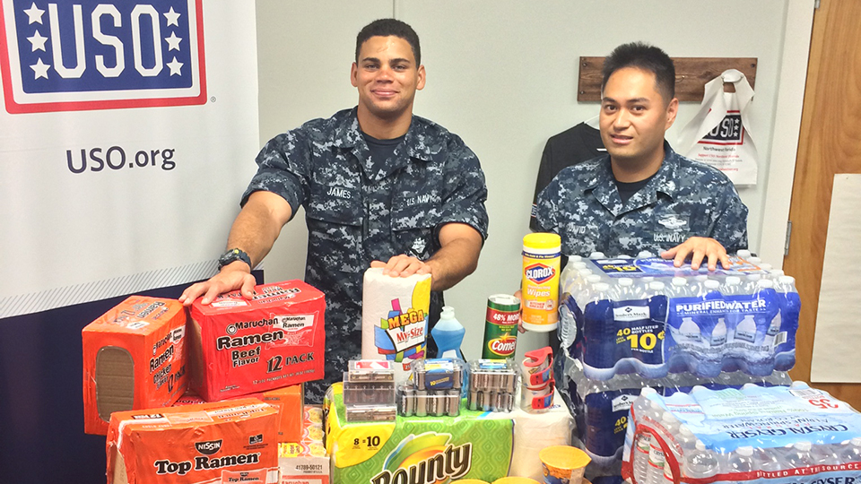 Help The Blue Wahoos and Whataburger Support USO Northwest