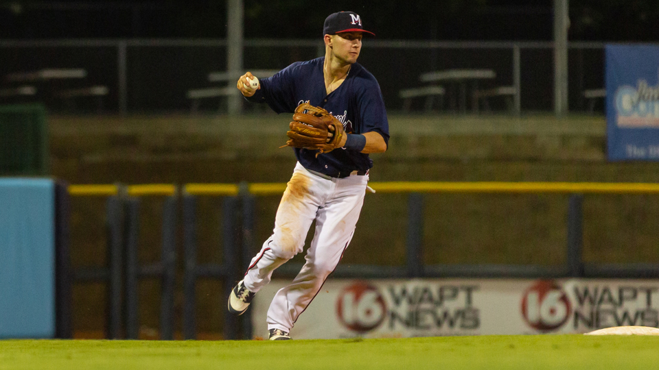 M-Braves Drop Thursday Night Contest to BayBears 10-1 | Braves