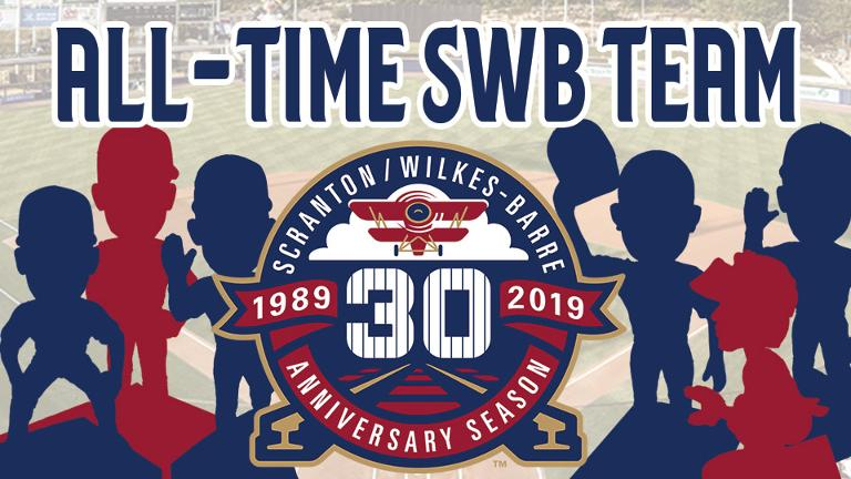 All-Time SWB Team: Infield Announced
