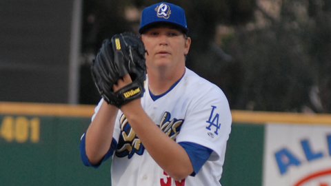 Garrett Gould has a 1.52 ERA over 17 2/3 innings in his last three starts.