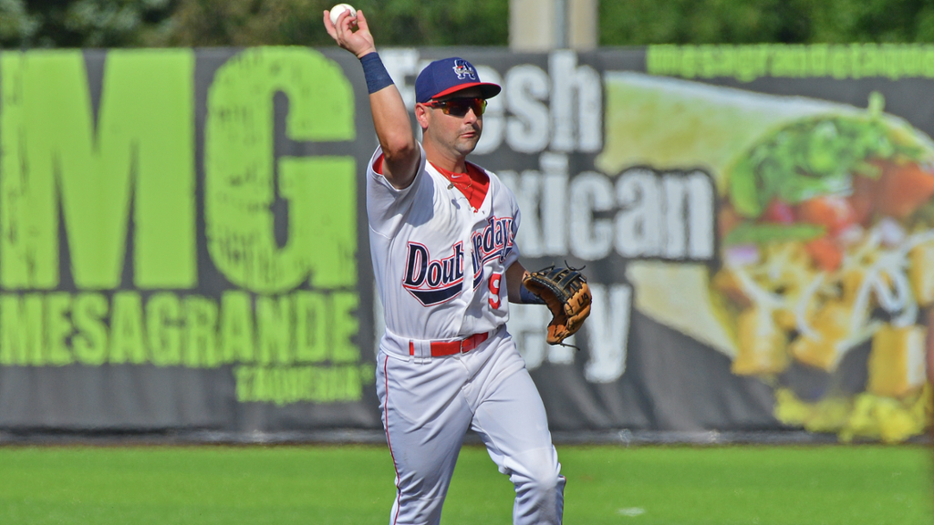 Doubledays drop game 2 against Black Bears in West Virginia