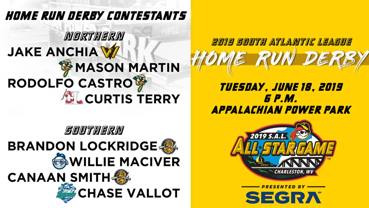 Home Run Derby 2020 Contestants.2019 Sal Home Run Derby Participants Announced West