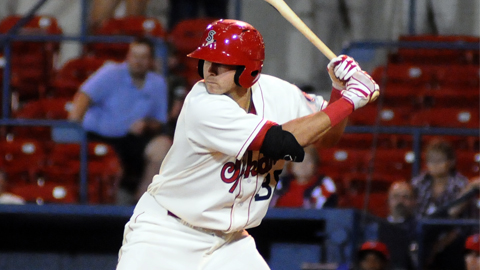 Rangers prospect Joey Gallo set an AZL record with 18 homers in 43 games.