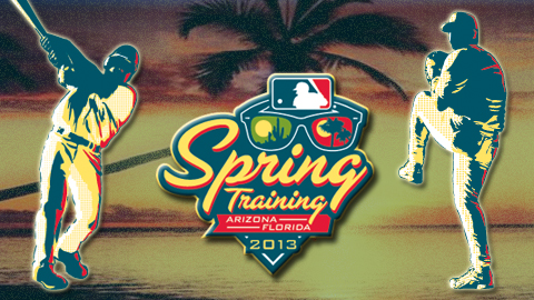 The Bisons spring training schedule begins March 12.