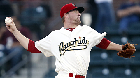 Visalia's Archie Bradley has fanned 19 over 11 2/3 scoreless innings.