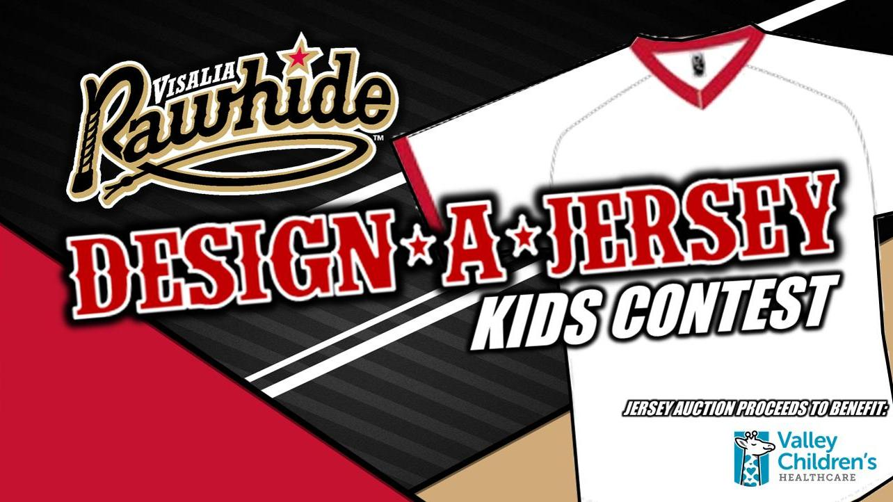 Rawhide Announces First Ever Design-a-Jersey Contest for Kids