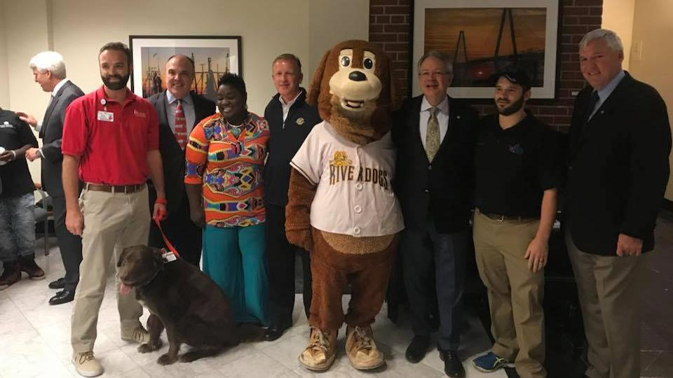 RiverDogs, Fox Music Partner for Piano Grand Unveiling at