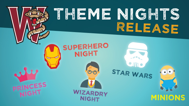 Timber Rattlers Schedule 2019 2019 Timber Rattlers Promotional Calendar: Theme Nights & Special