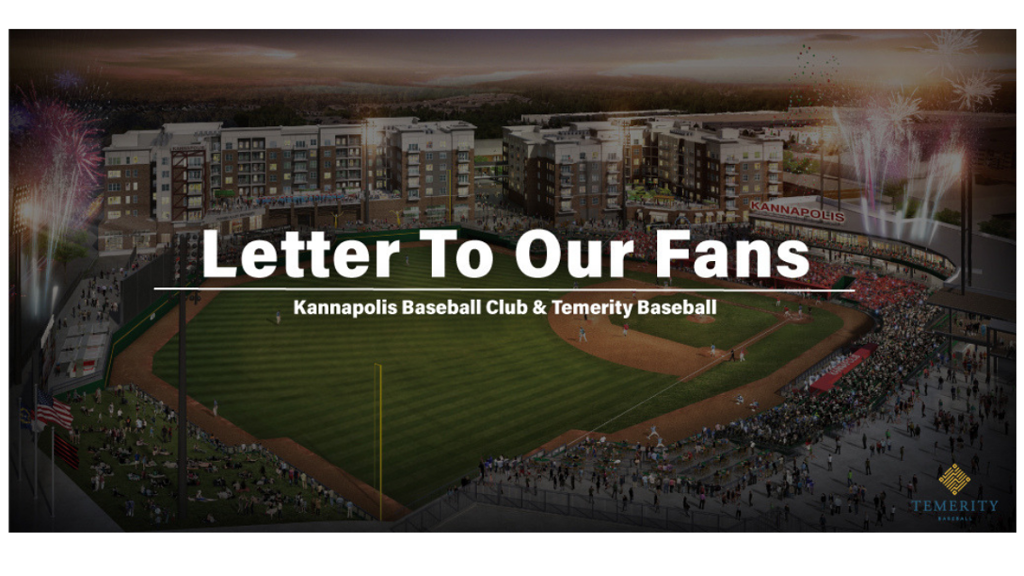 A Letter To Our Fans...