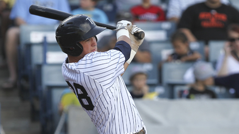 Tyler Austin hit a grand slam in the ninth.