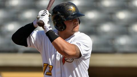 Stetson Allie has 16 RBIs over his last nine games for West Virginia.