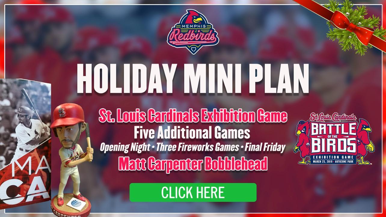 Holiday Mini Plan