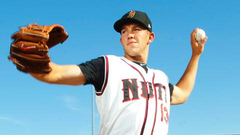 Tyler Anderson has a 2.08 ERA and 16 strikeouts in three Cal League starts.