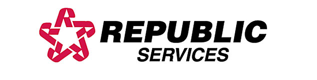 republic services banner