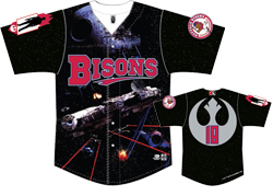 Bisons Solo Jersey
