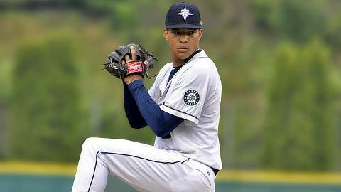 Taijuan Walker still leads the Southern League with 96 strikeouts.