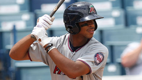 Byron Buxton posted a .944 OPS across two levels in 2013.