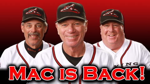Dave Machemer, Ross Grimsley, and Ken Joyce return to The Diamond.