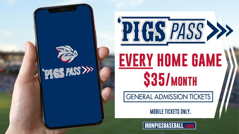 Introducing the Pigs Pass