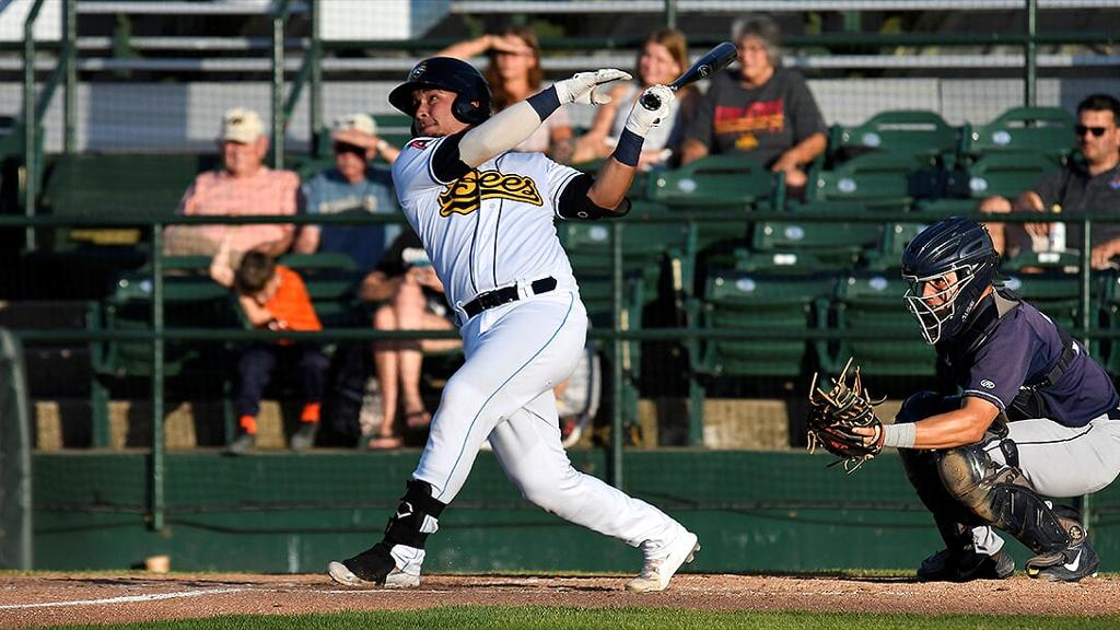 Bees salvage series with 3-1 victory