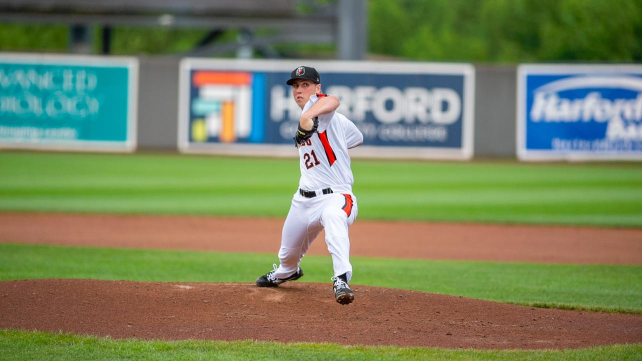 IronBirds Shutout Spinners to End First Half