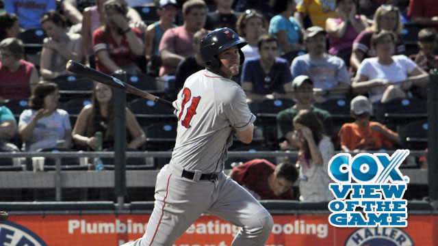 33876424a Johnson Deals but PawSox Scatter 10 Hits in 1-0 Loss | Red Sox