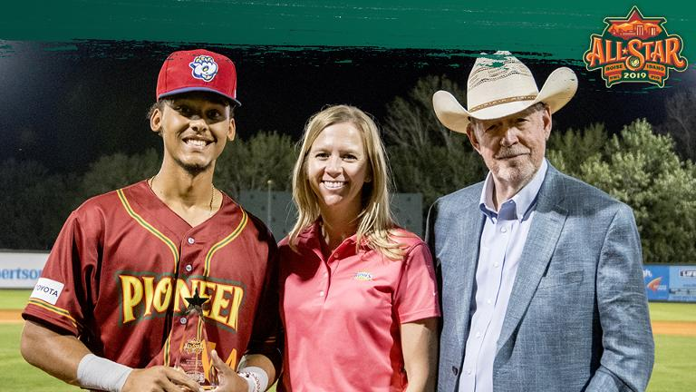 Pioneer League hits home run 'cycle' in All-Star win