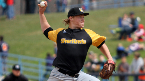 Kyle Schepel threw a seven-inning no-hitter for South Bend in April.