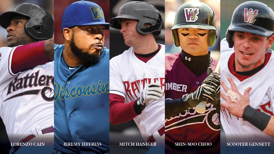 Milwaukee Brewers Bedroom In A Box Major League Baseball: Five Ex-Rattlers Heading To MLB All-Star Game