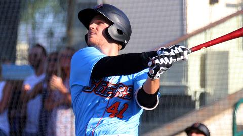 David MacKinnon is hitting .412/.463/.853 with three homers and 11 RBIs in 10 games in August.