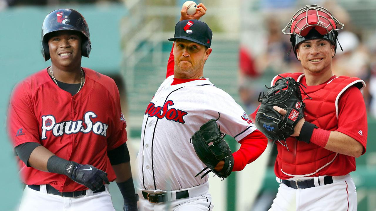 6c5bebecb Red Sox Rehabbers on the Horizon | Pawtucket Red Sox News