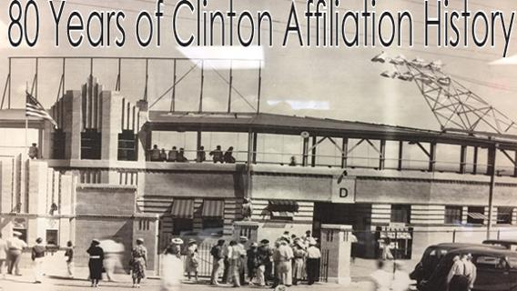 80 Years of Clinton Affiliation History