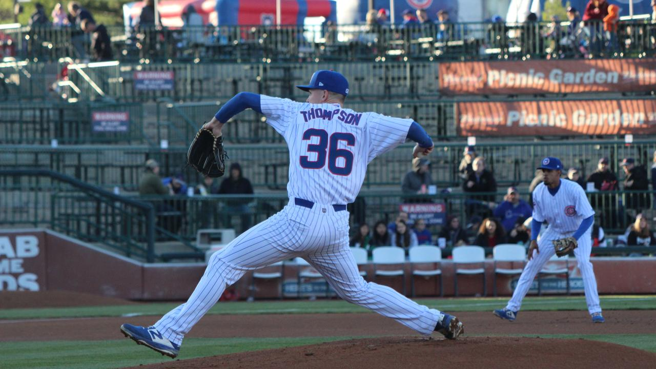 Cubs Beat Chiefs 5 2 For Third Straight Win South Bend Silver