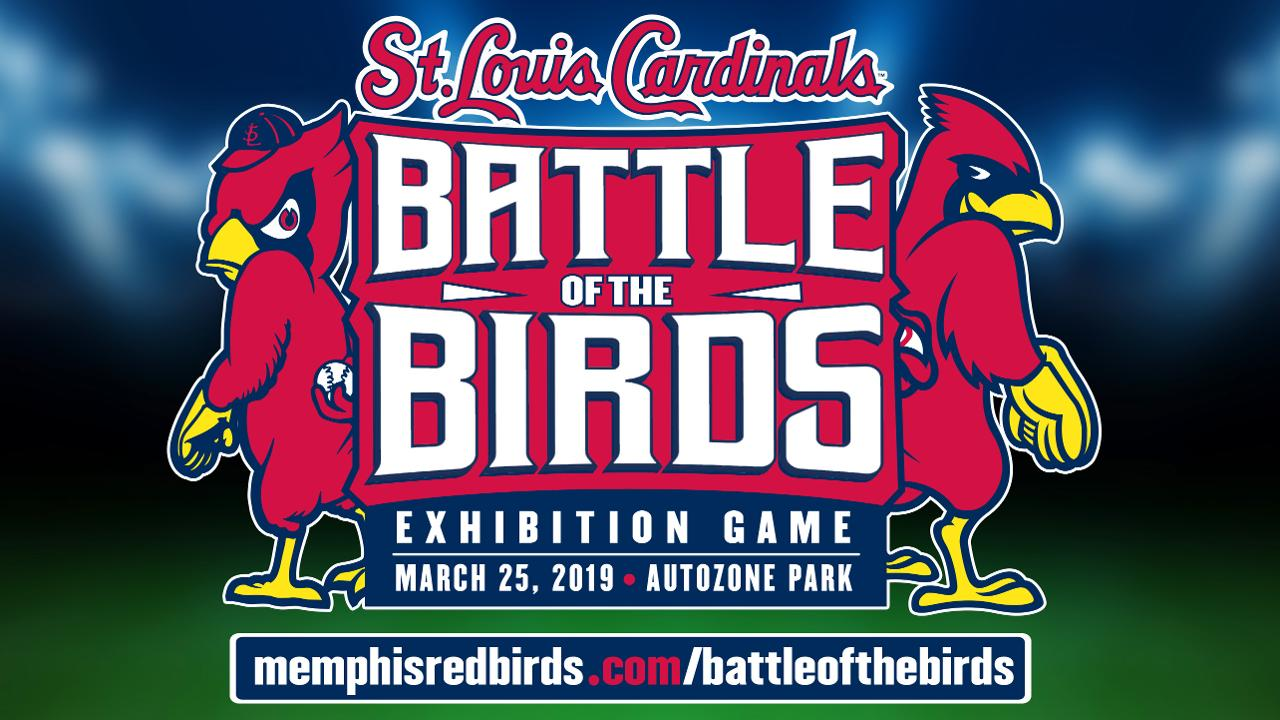 6731465c St. Louis Cardinals to Play in Memphis on March 25, 2019 | Memphis ...