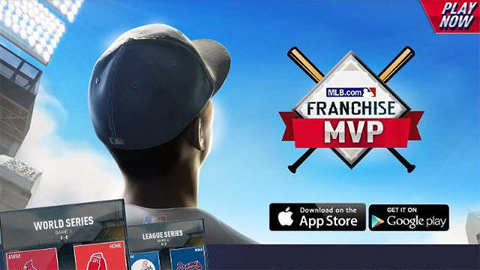 MLB.com Franchise MVP features 120 real teams, including 90 Minor League teams.
