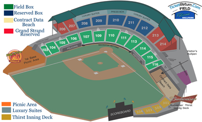 The Official Site Of The Myrtle Beach Pelicans