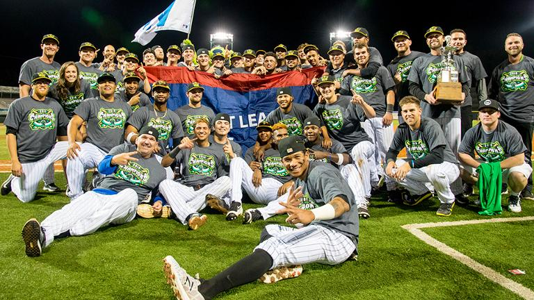 Balk this way: Ems win NWL crown