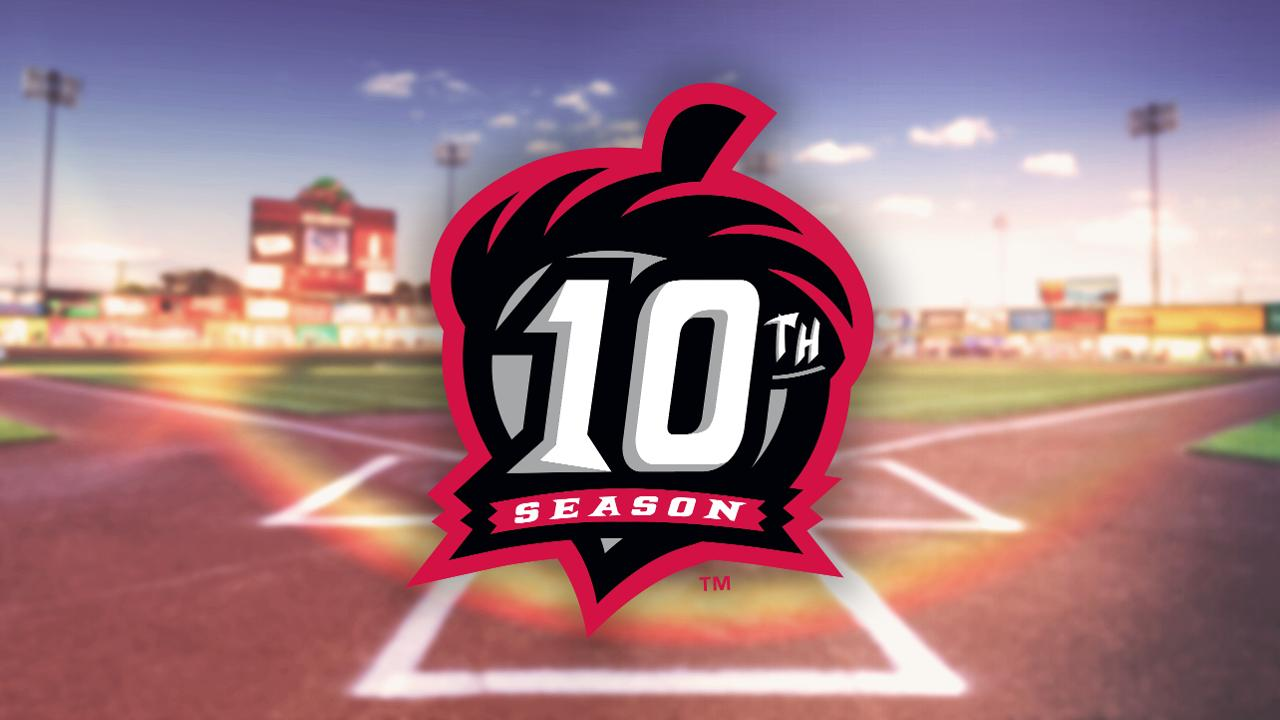 Flying Squirrels Schedule 2019 Flying Squirrels unveil 10th season logo | Inland Empire 66ers News