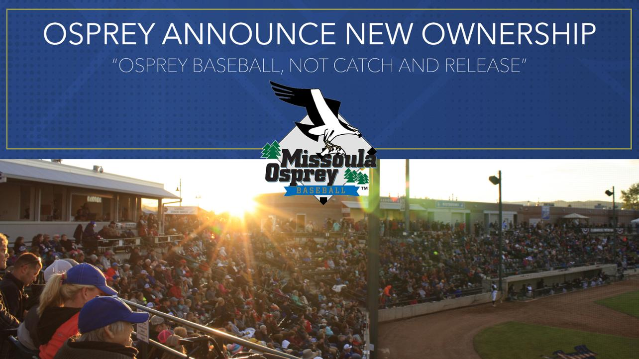 Osprey Announce New Ownership