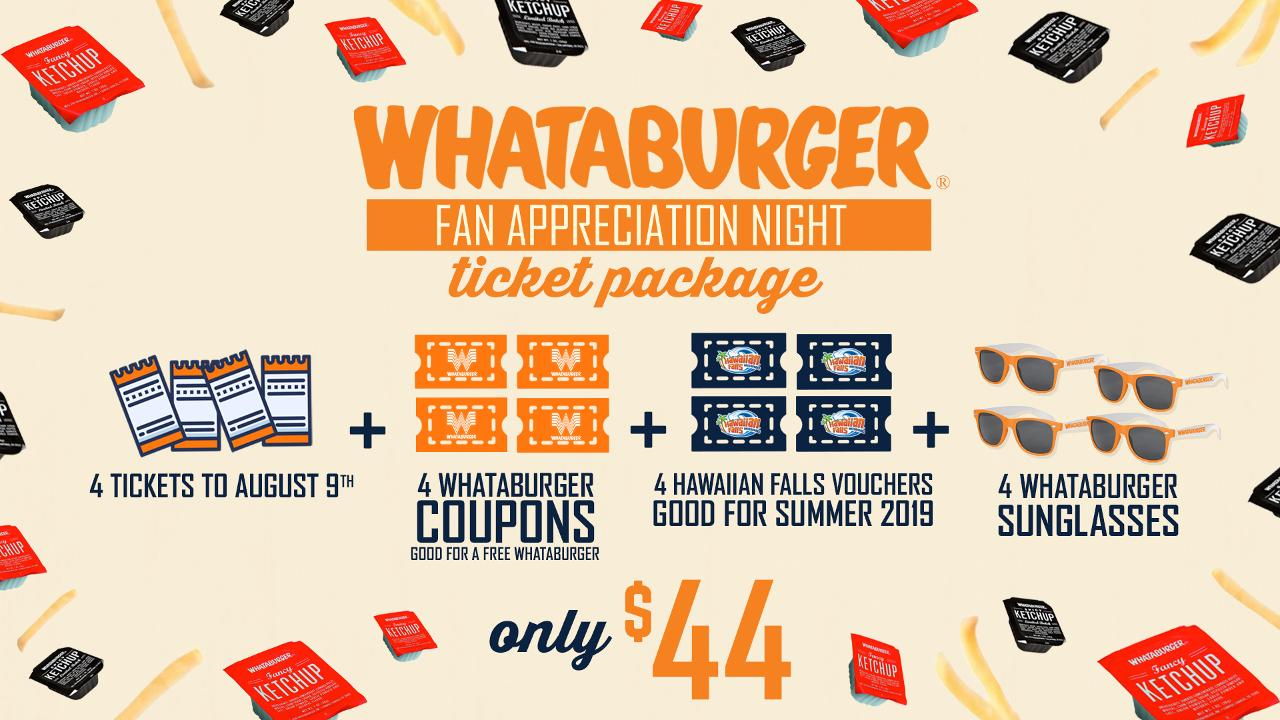 picture relating to Whataburger Printable Coupons called Whataburger Admirer Appreciation Night time fixed for August 9 Frisco