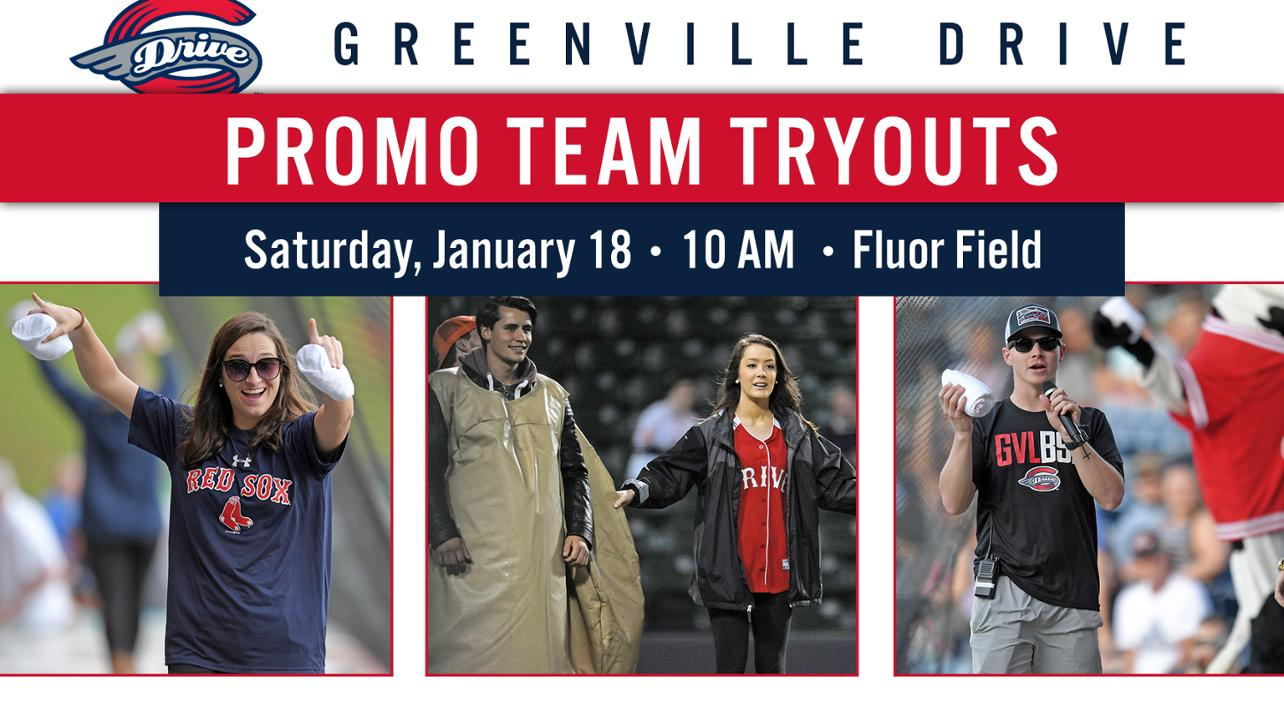 Promo Tryouts