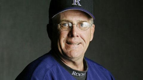 P.J. Carey was the Colorado Rockies bench coach in 1997.